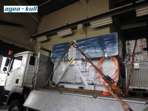 Generator Test Set on Truck