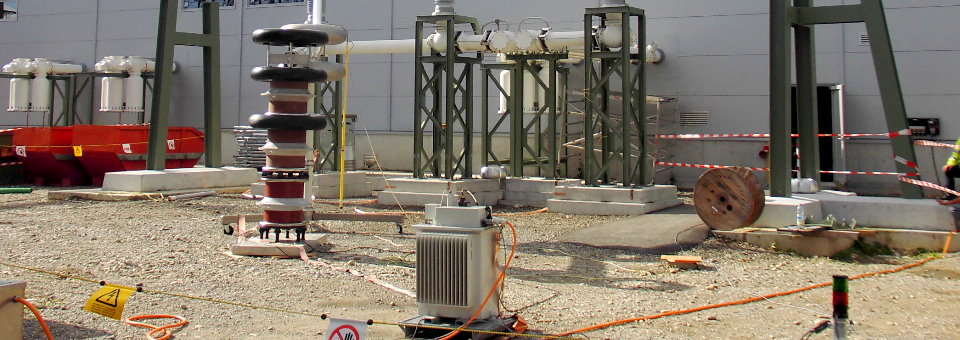 Solutions for On-Site Testing of Gas Insulated Switchgear