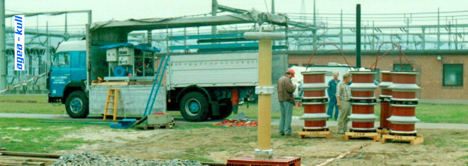 Solutions for Frequency Variable On-Site Testing – Since 1980