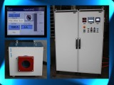 5kA High Current Test Set for Heat Run Testing of Power Cables