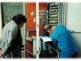 Service für Galvanik-Gleichrichter