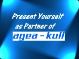 Present yourself as partner of agea-kull